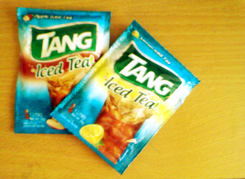 Fruit Tea With Tang Tang 39 s New Iced Tea Packaging