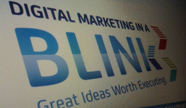 Blink: My First Digital Marketing Seminar
