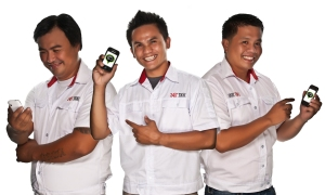 The techie taxi drivers of Metro Manila
