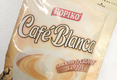 Kopiko CaféBlanco Goes Against 'Great Taste White Coffee'