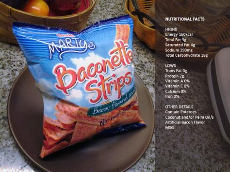 NITM Baconette Strips