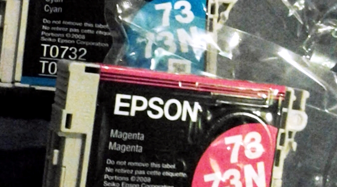 Epson: Long on Sucess but Short On…