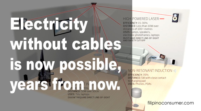 Coming Soon: Wireless Electricity for Your Home