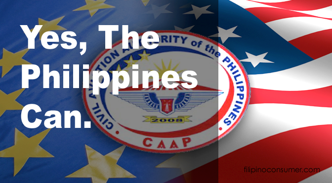 12 Notable Facts: EU, USFAA's Actions to PH