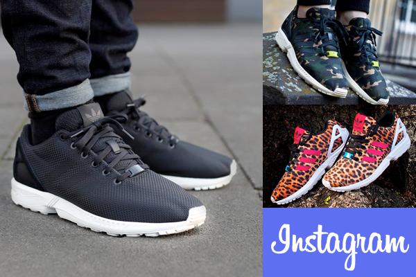 adidas instagram zx flux