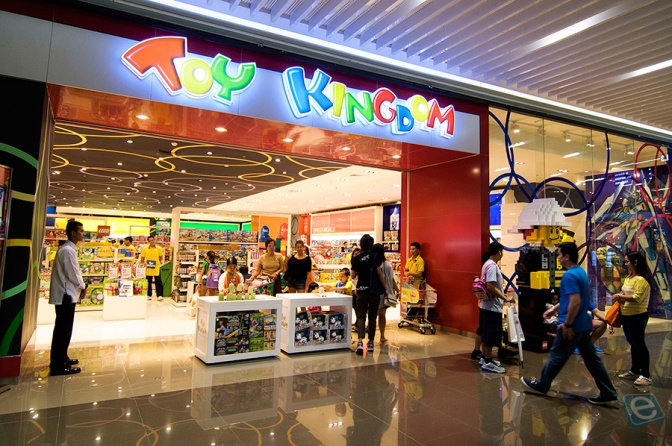 Toy Kingdom Branches